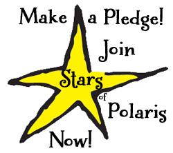 Stars Donate Button