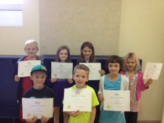 Polaris Star Students of the Week