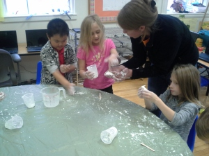 Oobleck 1