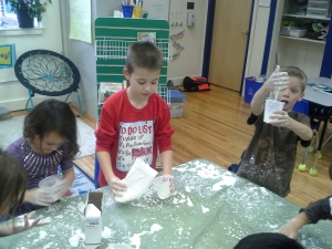 Oobleck 3
